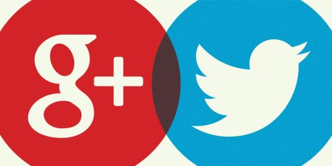 Google và tweet