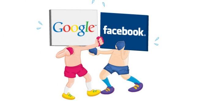 Google + và Facebook