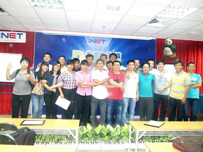 Lớp SEO 45 những học viên tôi yêu