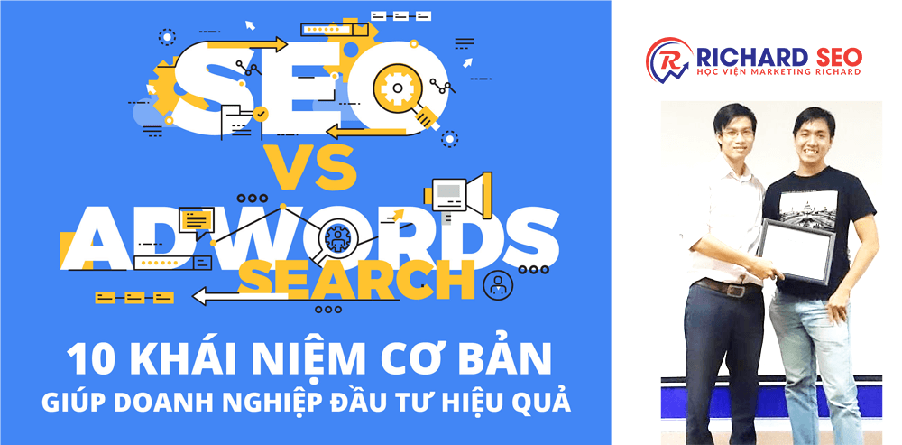 Khóa Đào tạo Marketing Online Nha Trang ( SEO + Adwords Marketing )