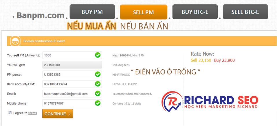 Quy đổi tiền USD MypayingaADS Sang VNĐ – BANPM.COM