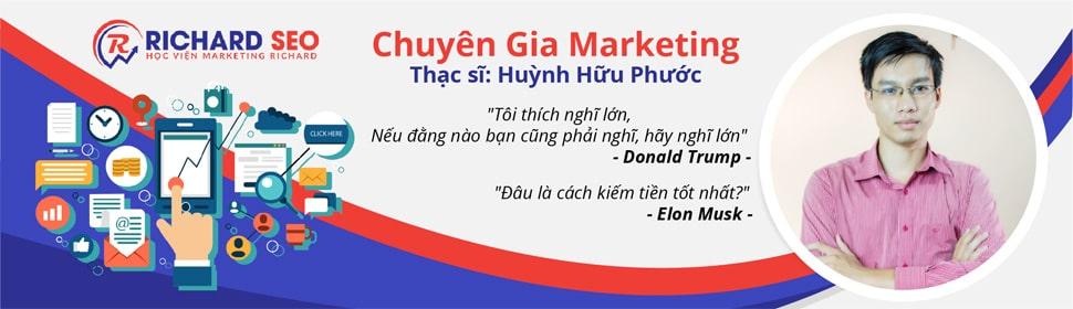 Huỳnh Hữu Phước | Marketing Online Master